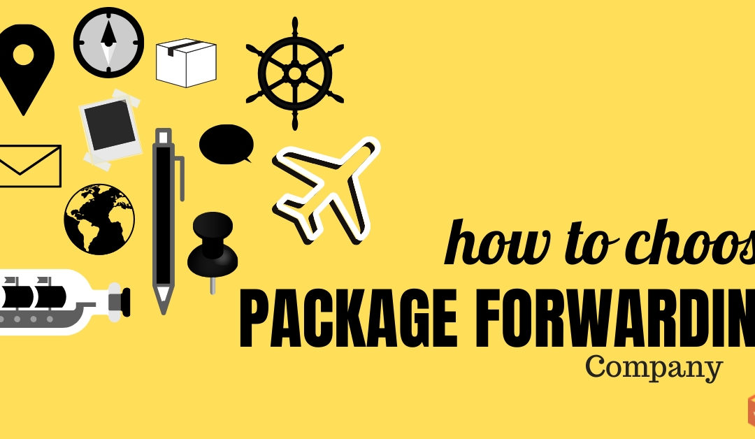How to Choose a Package Forwarding Company