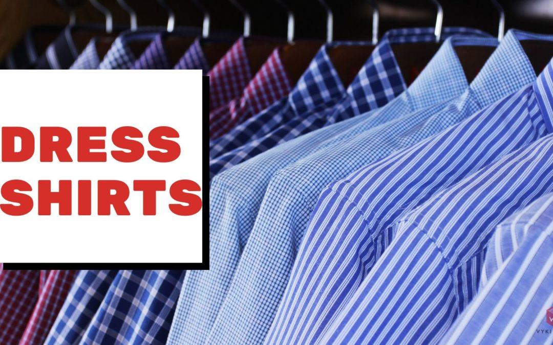 wrinkle free dress shirts for men