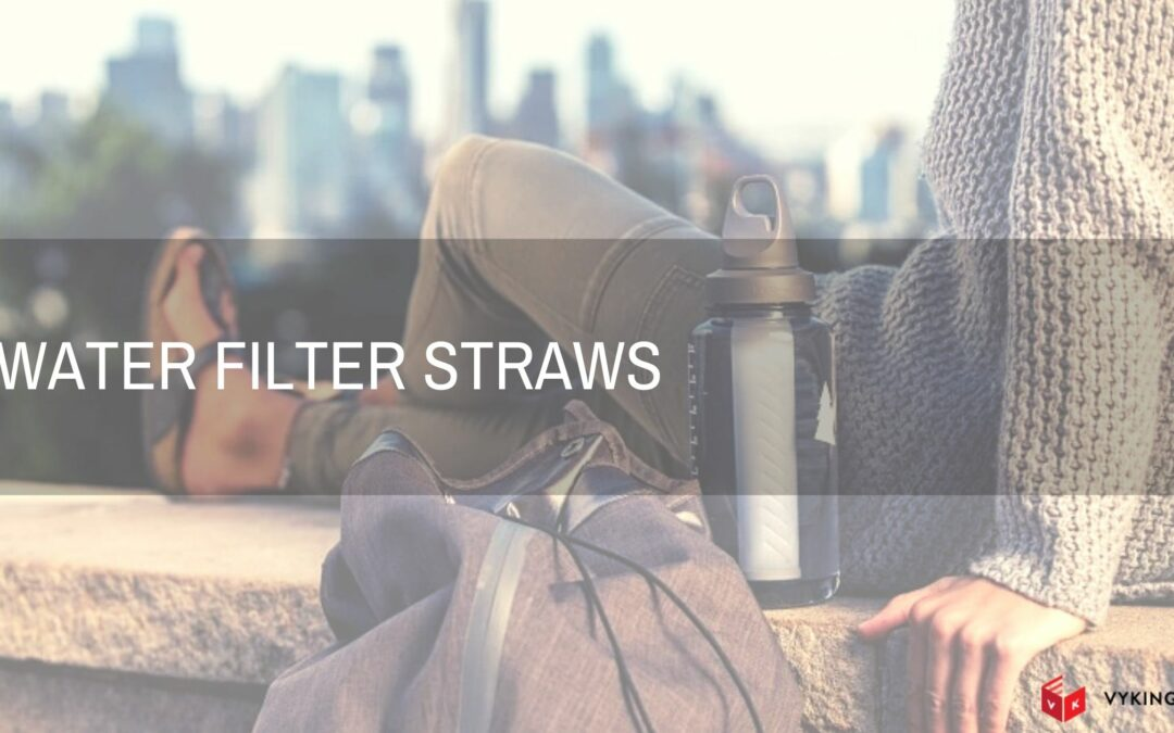 Best Water Filter Straws For Your Hiking & Camping Trips