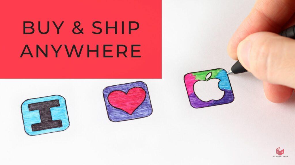 buy & ship anywhere